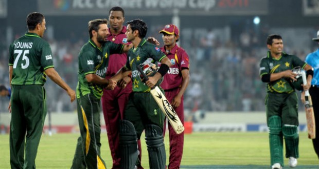 Pakistan Vs West Indies T20 World Cup Match Live Score And