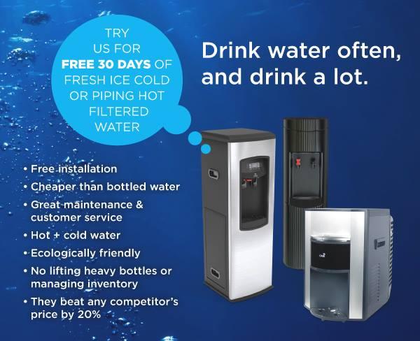 City Water International Offer
