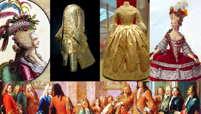 A brief history of fashion design bignet india for History of fashion designers